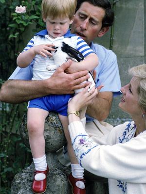 Фото №7 - Общий гардероб: 10 раз, когда Джордж, Шарлотта и Луи носили одежду друг друга