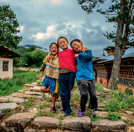 Фото №13 - Свобода под надзором: репортаж из Бутана
