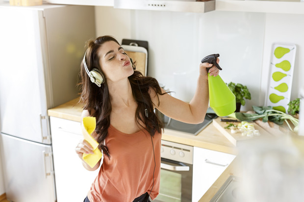 10 самых грязных мест в доме