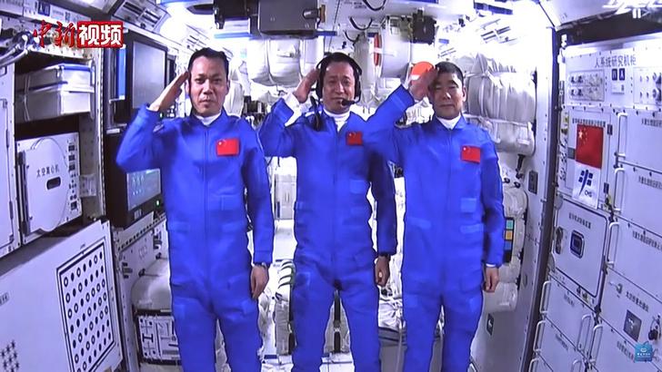 Фото №1 - В Китае успешно испытали многоразовый суборбитальный космический корабль