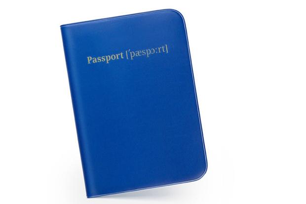Обложка на паспорт, AdMe.Shop.
