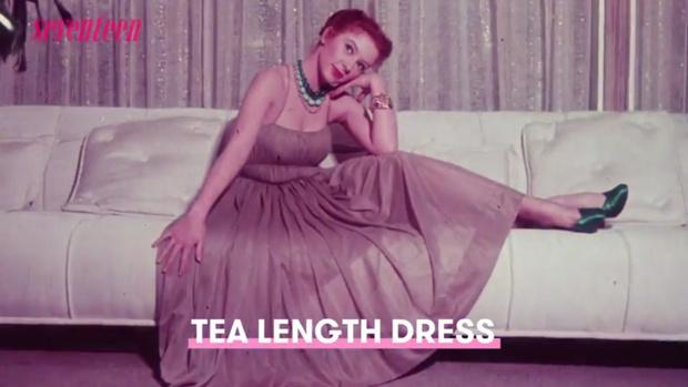 Фото №4 - Как изменился дизайн выпускного платья за последние 80 лет