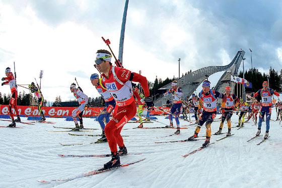 Фото №2 - Лыжный ген: Норвегия