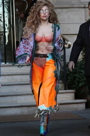 Фото №24 - Как Леди Гага стала настоящей леди (и почему она больше не королева эпатажа)