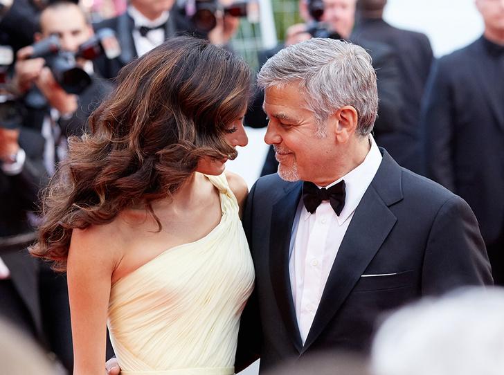 Фото №1 - Джордж и Амаль Клуни: история любви