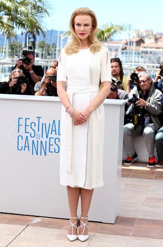 Фото №72 - Королева Канн: все модные образы Николь Кидман за историю кинофестиваля