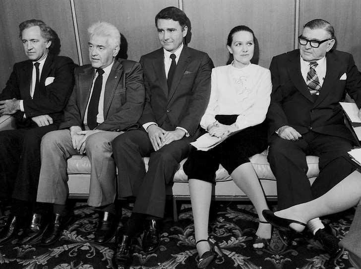 Фото №5 - Хозяйка железной горы: история успеха Джорджины Райнхарт, миллиардерши из списка Forbes