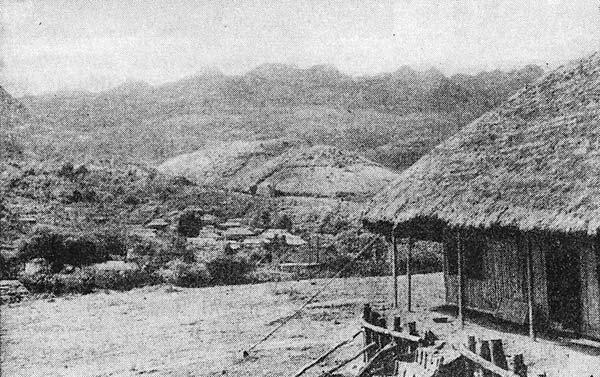 Фото №1 - Ксакау — люди гор