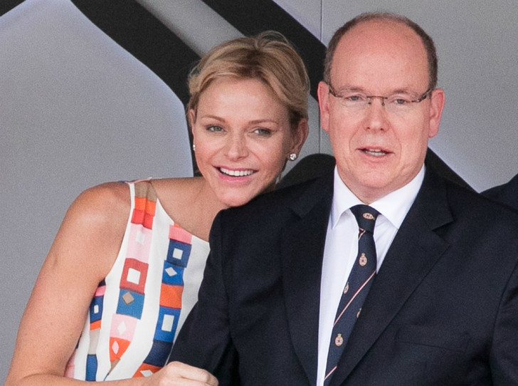 Фото №33 - Счастливы вместе: князь Альбер и княгиня Шарлен