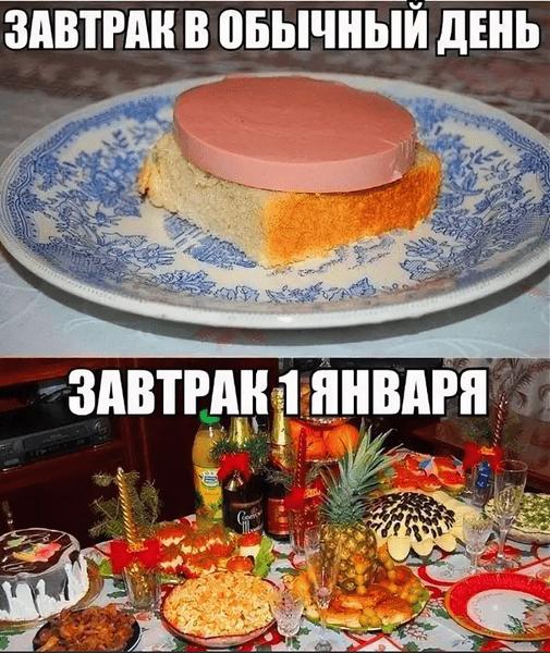 новогодние мемы 2021 год