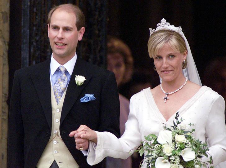 Фото №2 - Как граф и графиня Уэссекские отметили годовщину свадьбы