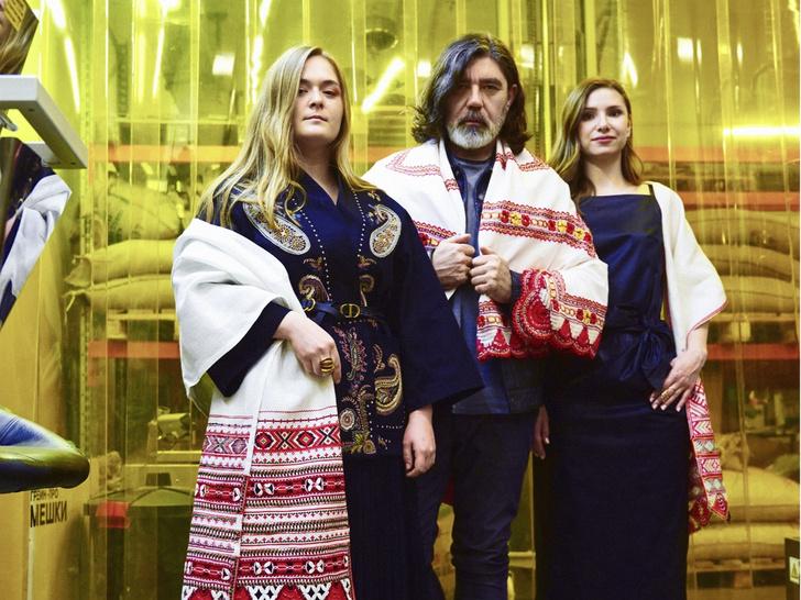 Фото №2 - Могут ли народные промыслы стать модными и актуальными: мнение дизайнеров
