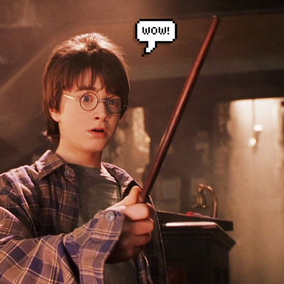 Фото №1 - Тест: Какая волшебная палочка из «Гарри Поттера» тебе бы досталась?