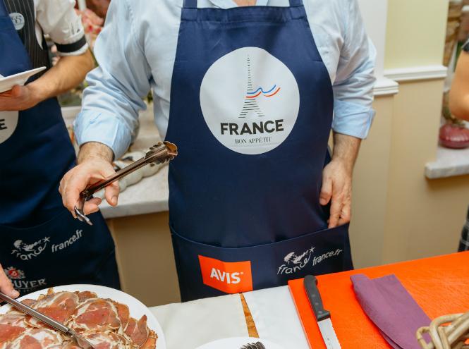 Фото №2 - Французский Гастрономический Фестиваль в ресторанах Москвы