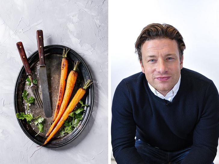 Фото №1 - Рецепты осени: глазированная морковь от Джейми Оливера