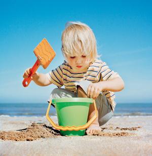 Фото №2 - Подружите детей с солнцем!