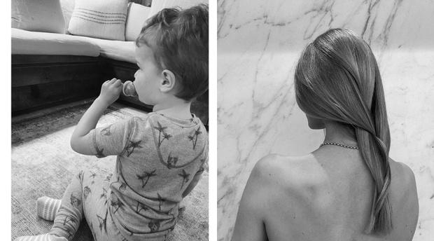 Фото №3 - На связи с Роузи Хангтингтон-Уайтли: о том, как изменилась бьюти-рутина модели с рожденим сына. Часть 3