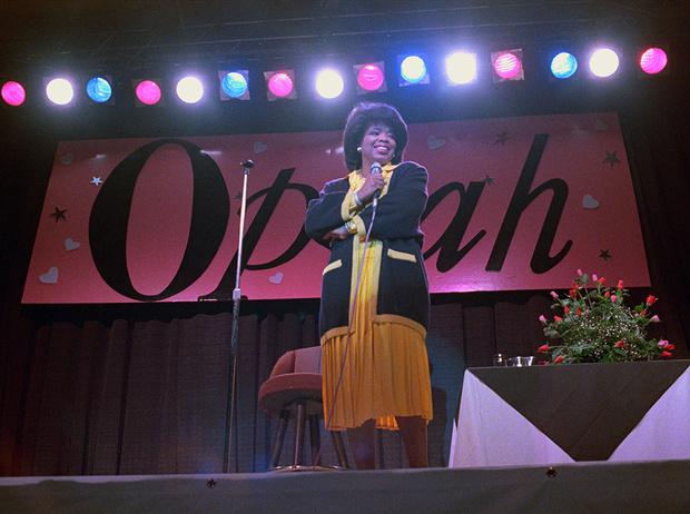 Фото №10 - Миллиардерша из гетто: Опра Уинфри и ее история успеха