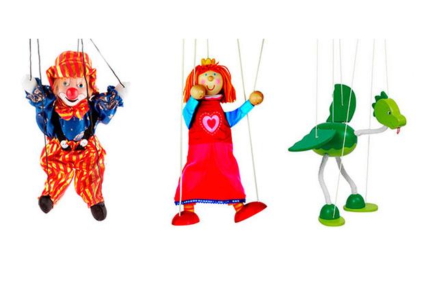 Фото №8 - Как оживить сказку: кукольный театр на столе