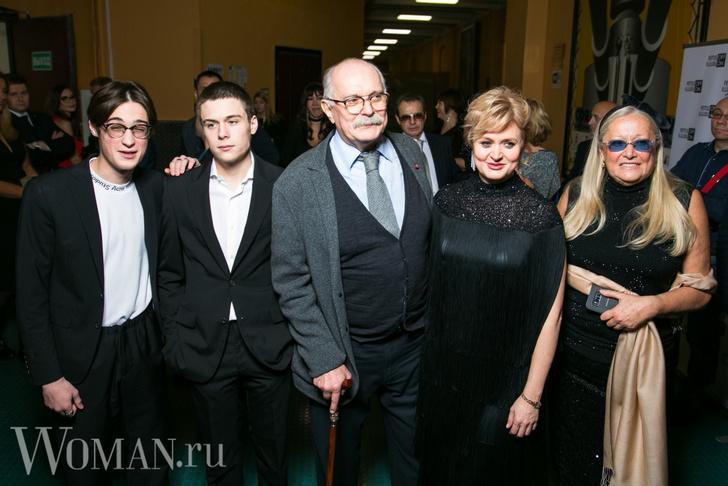 Семья Михалковых