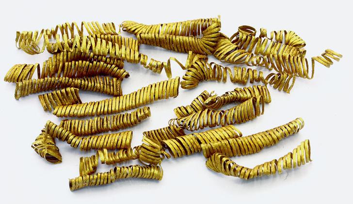 Фото №1 - Артефакт: золото бронзового века, Дания