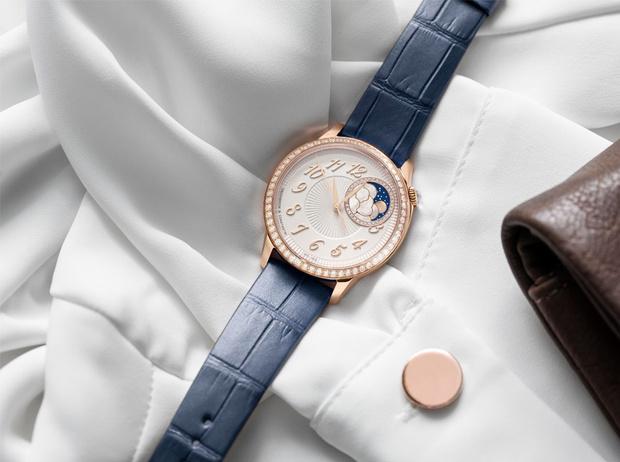 Фото №1 - Особый подарок: часы из коллекции Égérie Vacheron Constantin для ценителей искусства