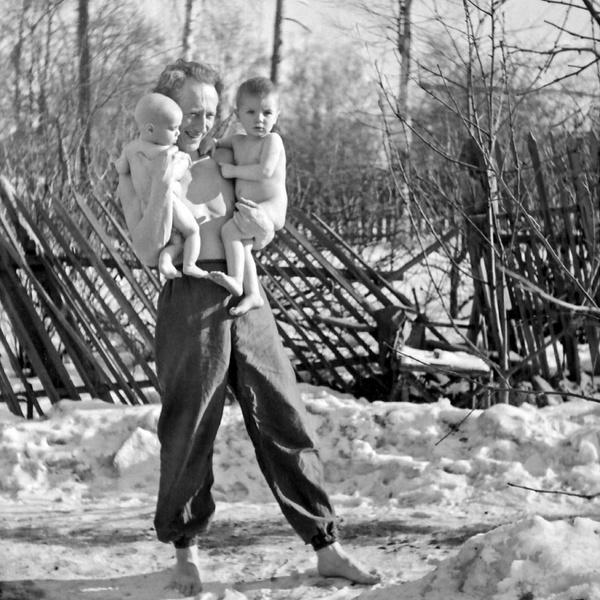 Фото №4 - Тепляковы по-советски: как эксперимент семьи Никитиных, воспитывавших людей будущего, не сделал из детей гениев