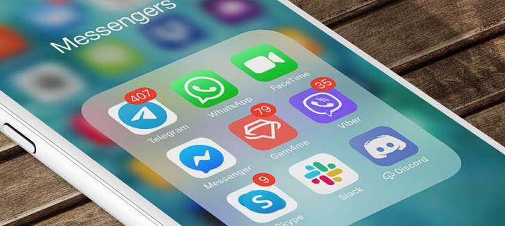Фото №1 - WhatsApp, Gem4me, Telegram: сколько мессенджеров нужно современному человеку