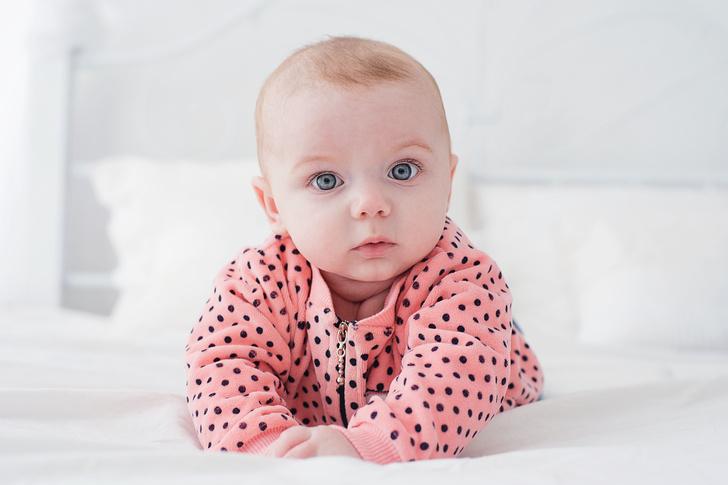 Фото №1 - Как узнать, какого цвета будут глаза у ребенка