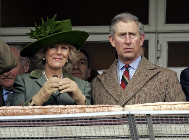 Фото №1 - Пугающее прозвище Чарльза: как принца называли во время тайного романа с Камиллой