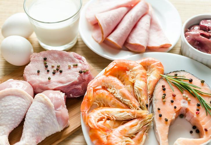 Фото №1 - Найдено новое преимущество белковой диеты