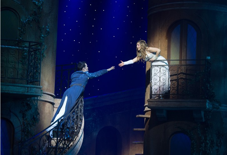 Фото №1 - 3 причины увидеть мюзикл «Ромео и Джульетта» своими глазами