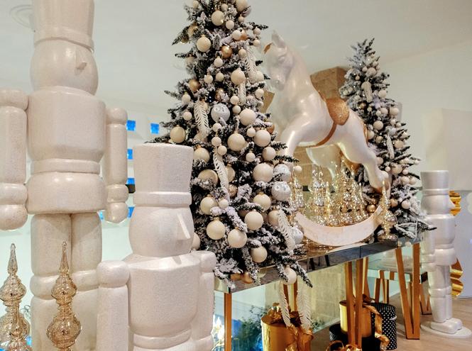 Фото №2 - 5 вдохновляющих идей для создания новогодней атмосферы дома