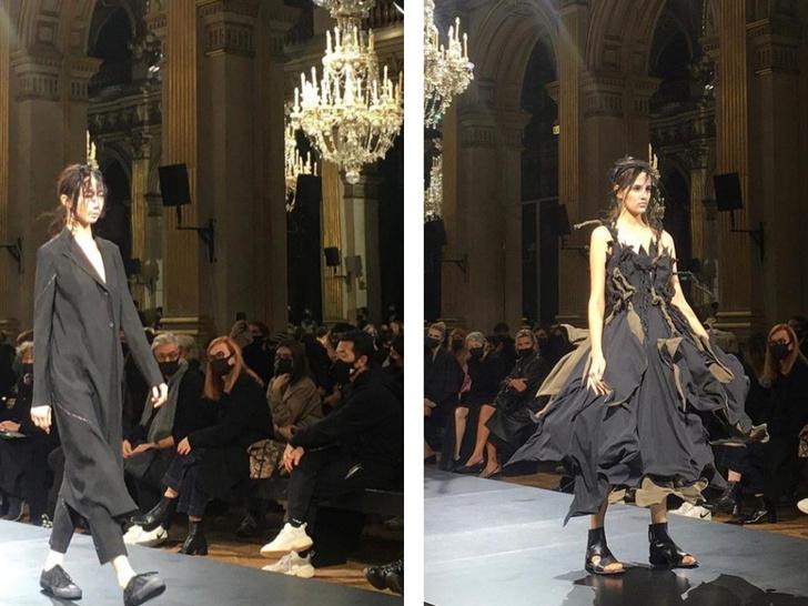 Фото №12 - Мода вопреки обстоятельствам: подводим итоги Парижской недели