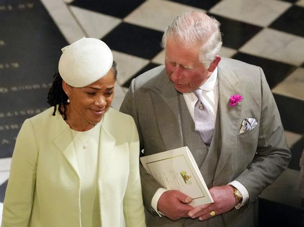 Фото №3 - Семейный вопрос: почему герцогиня Меган перестала видеться со своей матерью