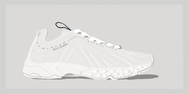 Фото №7 - Белые кроссовки, которые вы давно искали