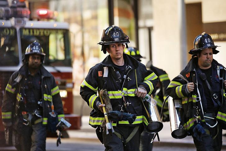 Фото №6 - Подвиг по расписанию: как работают спасатели службы 911