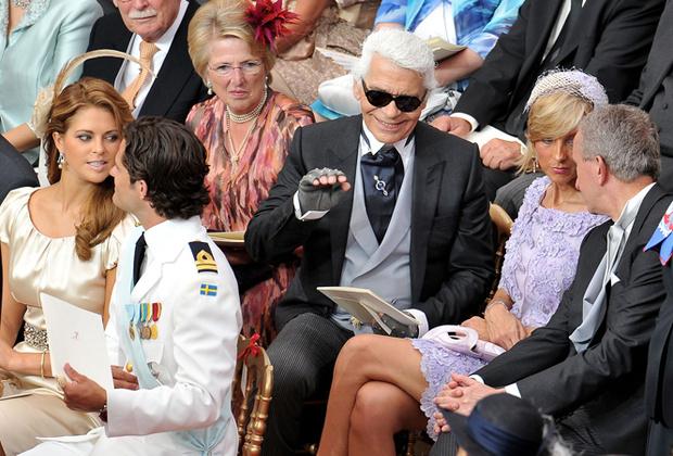 Фото №58 - Самые забавные моменты на королевских свадьбах (истории в фотографиях)