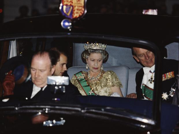 Фото №3 - Особый случай: как складывались отношения Королевы и принца Филиппа с младшим сыном