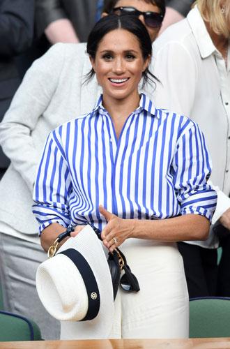 Фото №27 - Новая (старая) Меган Маркл: как изменится стиль герцогини после ухода из БКС