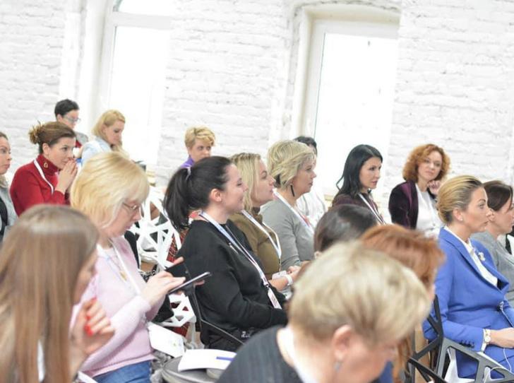 Фото №4 - 5 причин отправиться на networking-форум «Бизнес в координатах женщины»
