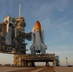 Фото №1 - Запуск шаттла Atlantis не состоялся
