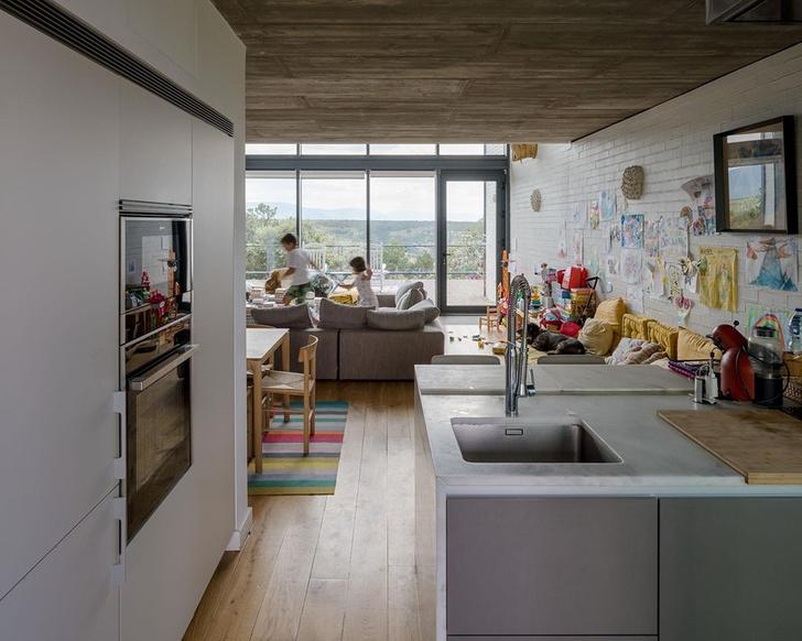 Фото №4 - Практичный дом для большой семьи в Испании