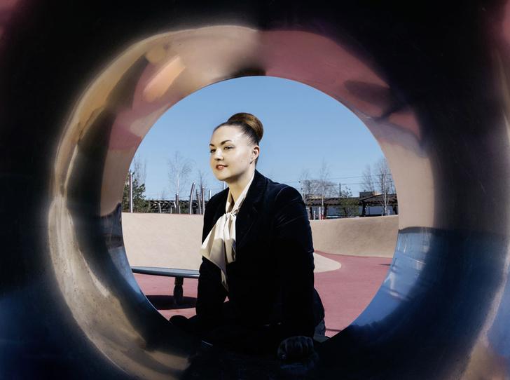 Фото №3 - Елена Серова: «Однажды я позвонила дочери из космоса во время урока»