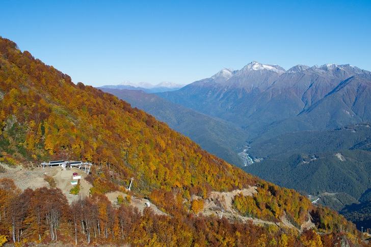 Фото №7 - 7 причин поехать в горы осенью