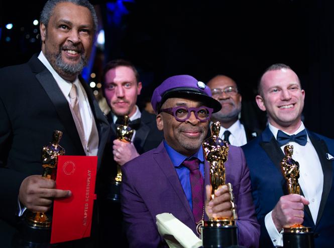 Фото №7 - Как прошел самый тоскливый «Оскар» в современной истории (и кто взял главные награды)
