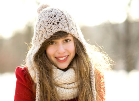 Фото №1 - Какой шарф выбрать на зиму