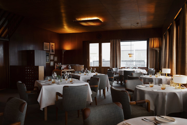 Фото №6 - Реновация ресторана Savoy в Хельсинки