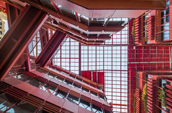 Фото №7 - Коммерческое здание по проекту Жана Нувеля в Шанхае