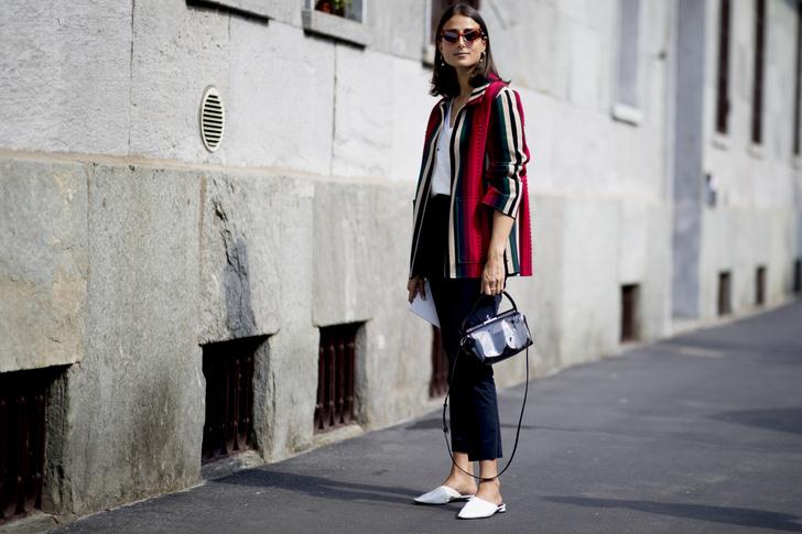 Фото №2 - Летние прогулки: стильная обувь для теплой погоды